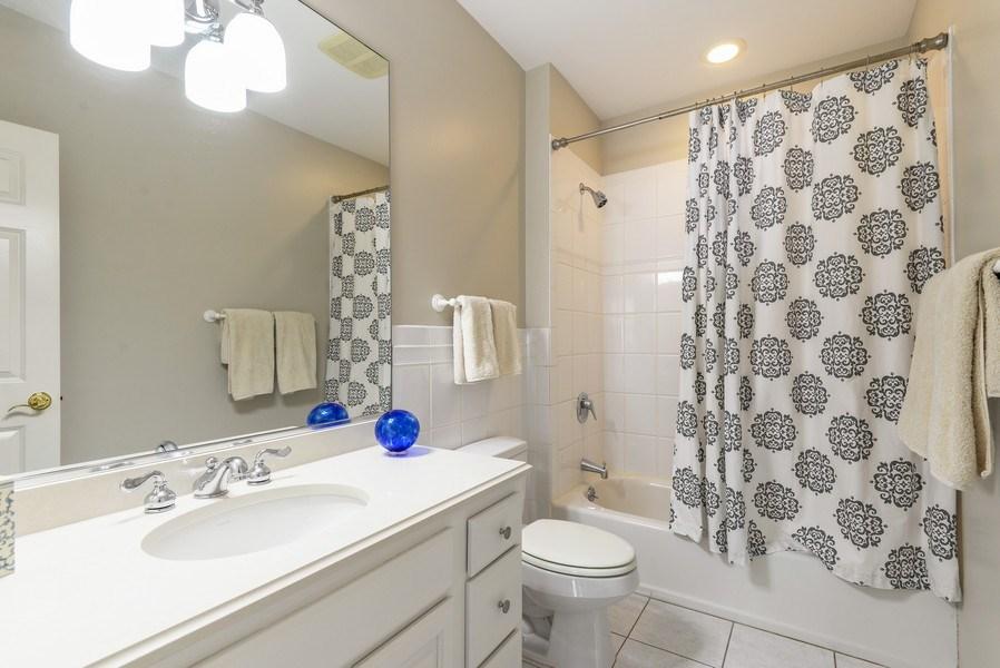 Real Estate Photography - 110 Glenwood, Winnetka, IL, 60093 - Bathroom