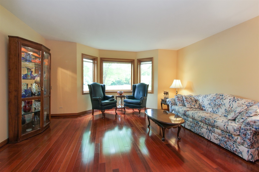 Real Estate Photography - 2 Conesus Ct, Hawthorn Woods, IL, 60047 - Living Room