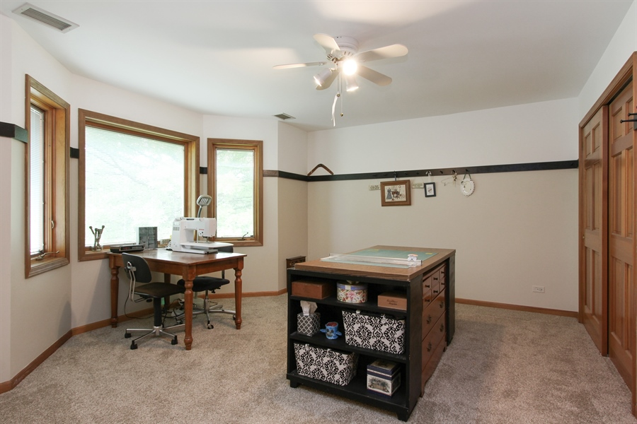 Real Estate Photography - 2 Conesus Ct, Hawthorn Woods, IL, 60047 - 3rd Bedroom