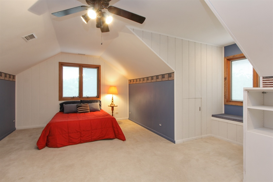 Real Estate Photography - 2 Conesus Ct, Hawthorn Woods, IL, 60047 - 4th Bedroom