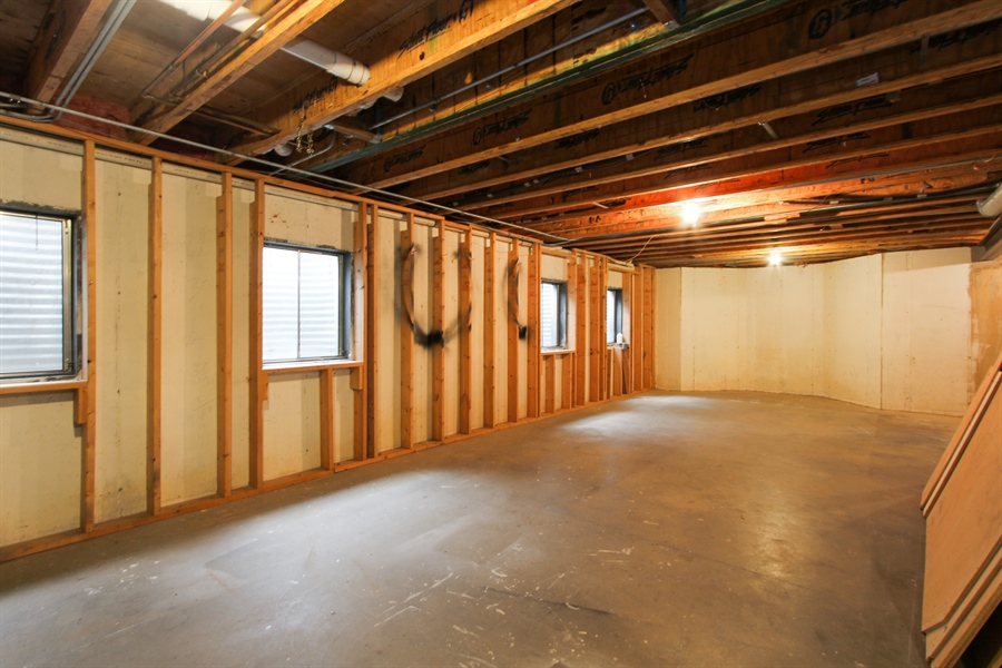 Real Estate Photography - 2 Conesus Ct, Hawthorn Woods, IL, 60047 - Basement