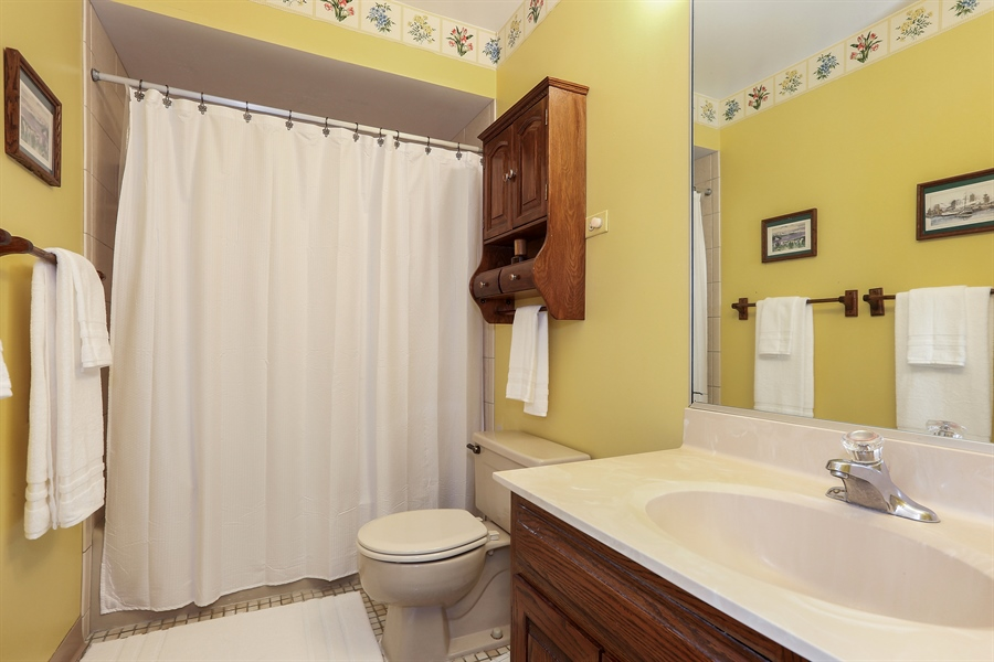 Real Estate Photography - 118 N. Monroe St., Hinsdale, IL, 60521 - Master Bathroom