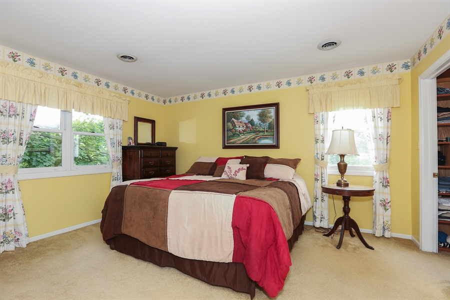 Real Estate Photography - 118 N. Monroe St., Hinsdale, IL, 60521 - Master Bedroom