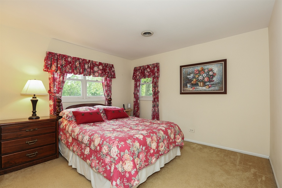 Real Estate Photography - 118 N. Monroe St., Hinsdale, IL, 60521 - Bedroom 3