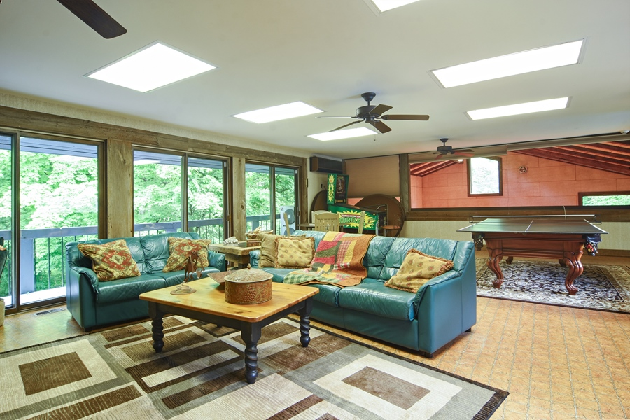 Real Estate Photography - 610 JUNEBERRY RD, RIVERWOODS, IL, 60015 - Bonus Room
