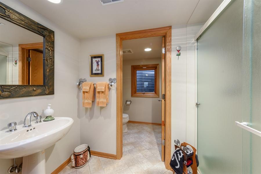 Real Estate Photography - 215 E Ryan Ct, Arlington Heights, IL, 60005 - 3rd Bathroom