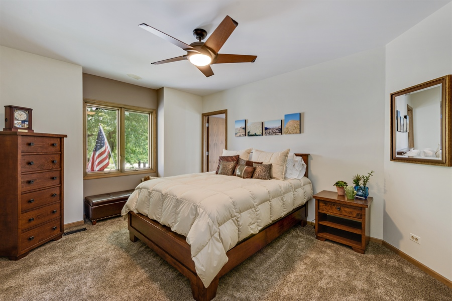Real Estate Photography - 215 E Ryan Ct, Arlington Heights, IL, 60005 - 3rd Bedroom