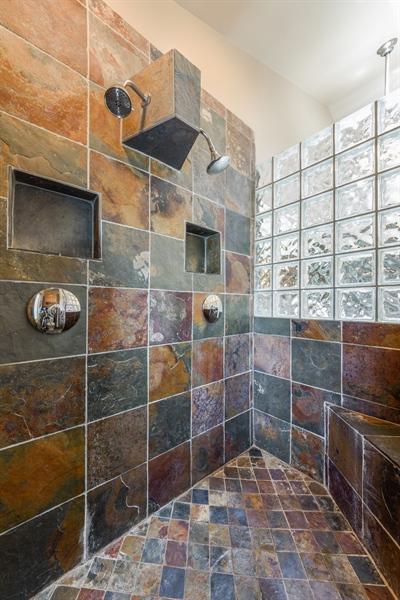 Real Estate Photography - 215 E Ryan Ct, Arlington Heights, IL, 60005 - Master Bathroom