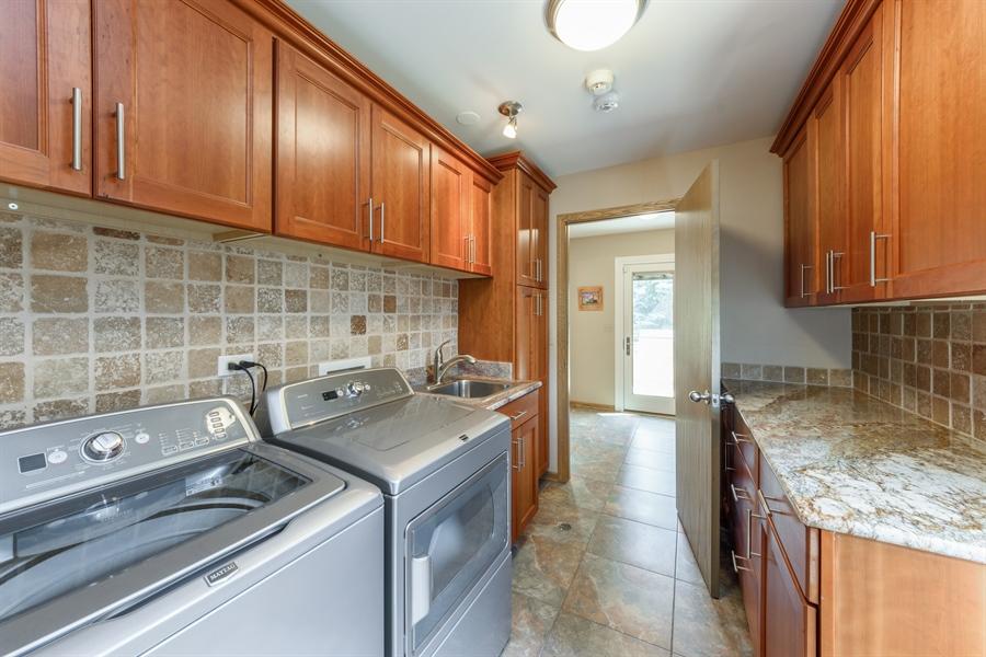 Real Estate Photography - 215 E Ryan Ct, Arlington Heights, IL, 60005 - Mudroom