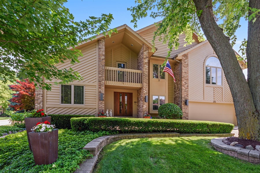 Real Estate Photography - 215 E Ryan Ct, Arlington Heights, IL, 60005 - Front View