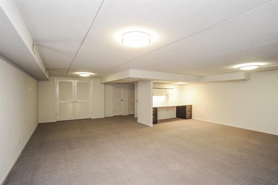 Real Estate Photography - 118 Wellington, Northbrook, IL, 60062 - Basement