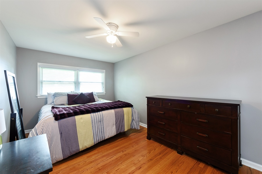 Real Estate Photography - 2148 Eastview Dr, Des Plaines, IL, 60018 - 2nd Bedroom