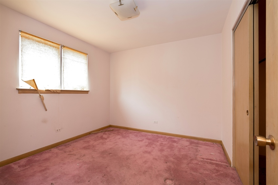 Real Estate Photography - 2348 E 83rd, Chicago, IL, 60617 - 2nd Bedroom