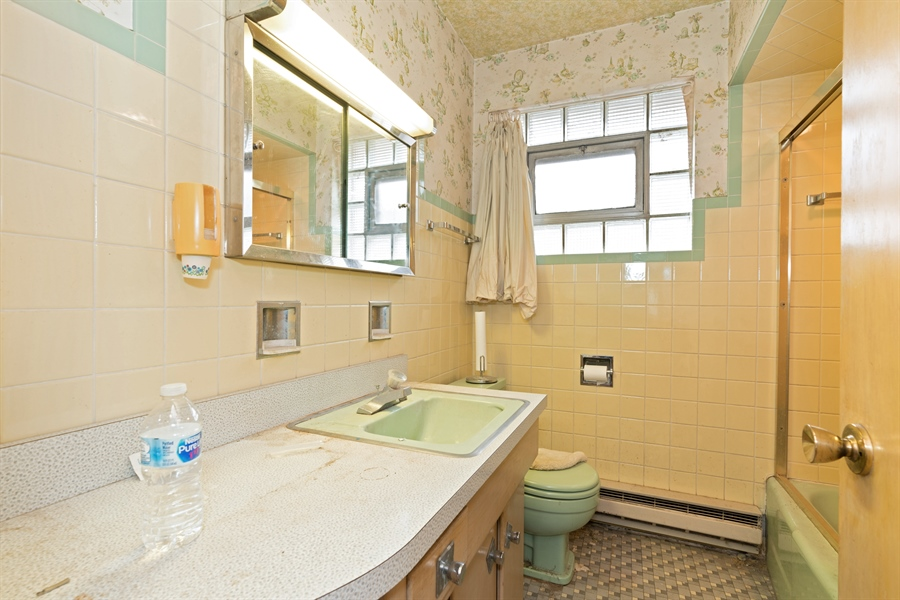 Real Estate Photography - 2348 E 83rd, Chicago, IL, 60617 - Bathroom