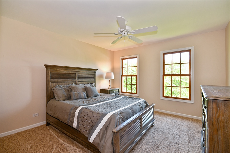 Real Estate Photography - 4135 River Ridge Dr, St Charles, IL, 60175 - 2nd Bedroom
