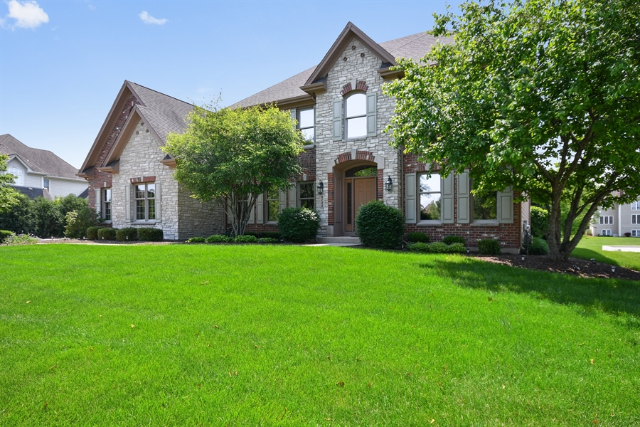 Real Estate Photography - 4135 River Ridge Dr, St Charles, IL, 60175 - Front View