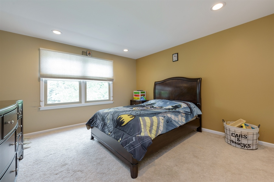 Real Estate Photography - 3219 MARY KAY, GLENVIEW, IL, 60026 - 3rd Bedroom