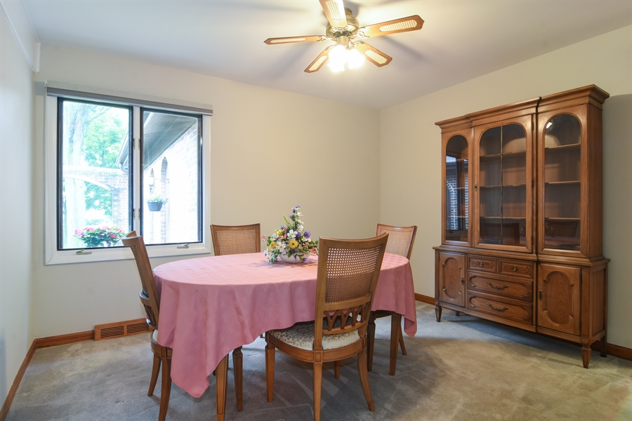 Real Estate Photography - 1060 E.Cooper, Palatine, IL, 60074 - Dining Room