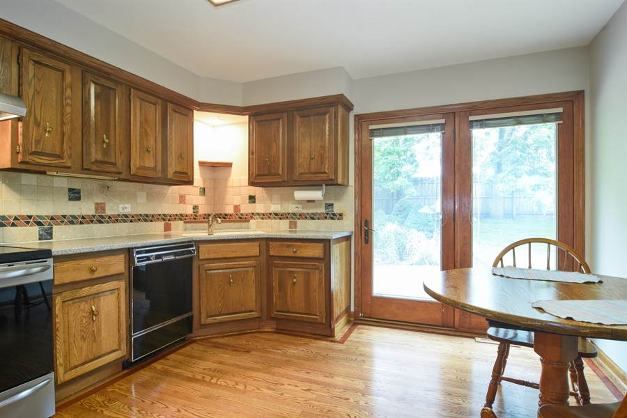 Real Estate Photography - 1060 E.Cooper, Palatine, IL, 60074 - Kitchen