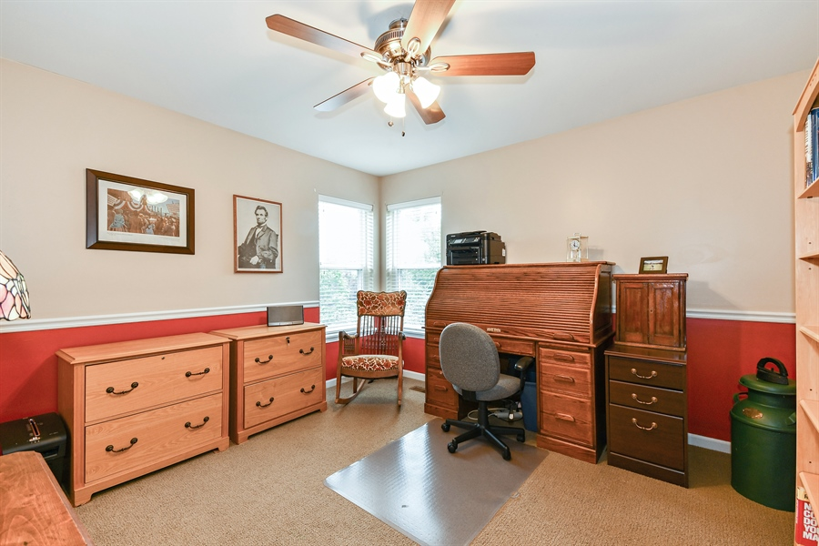 Real Estate Photography - 39W274 E Mallory Dr, Geneva, IL, 60134 - 3rd Bedroom