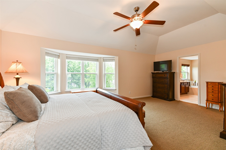 Real Estate Photography - 39W274 E Mallory Dr, Geneva, IL, 60134 - Master Bedroom