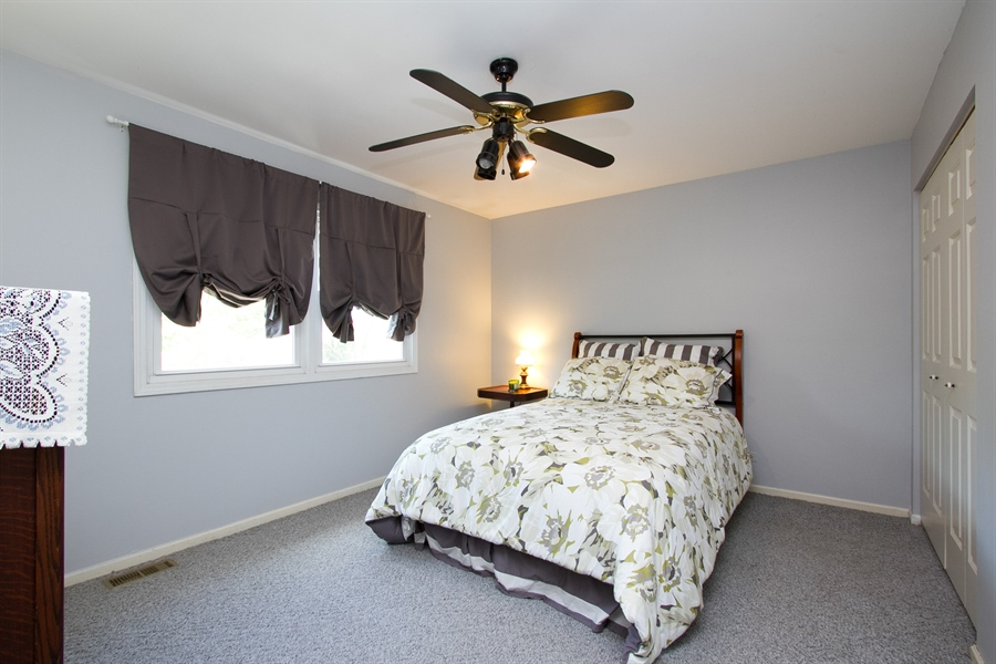 Real Estate Photography - 3530 Edward Dr, n/a, CRETE, IL, 60417 - 2nd Bedroom