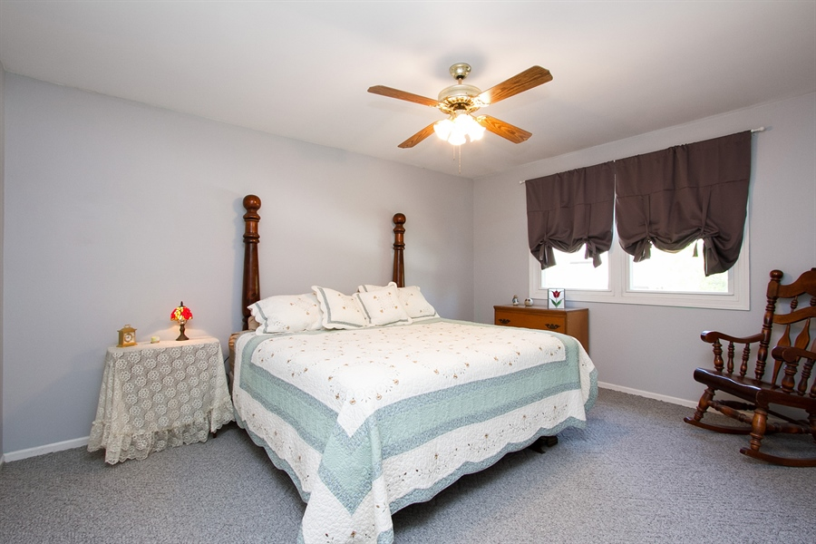 Real Estate Photography - 3530 Edward Dr, n/a, CRETE, IL, 60417 - Bedroom
