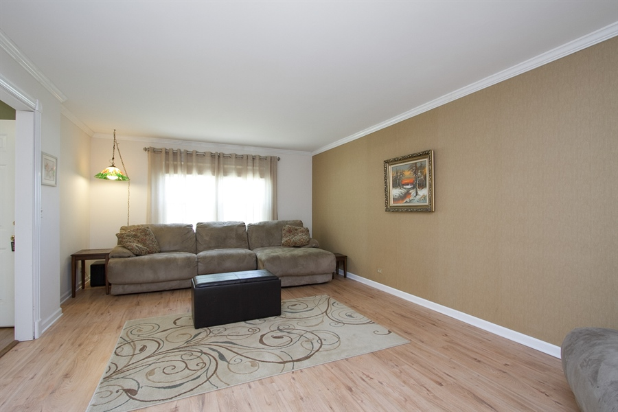 Real Estate Photography - 3530 Edward Dr, n/a, CRETE, IL, 60417 - Family Room