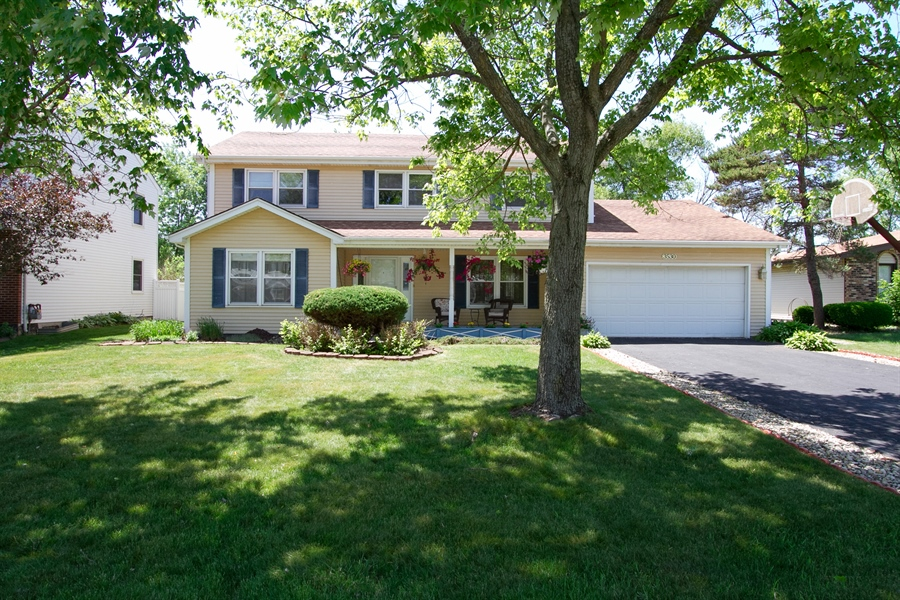 Real Estate Photography - 3530 Edward Dr, n/a, CRETE, IL, 60417 - Front View