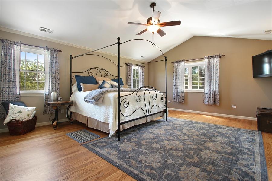 Real Estate Photography - 2750 Landwehr, Northbrook, IL, 60062 - Master Bedroom