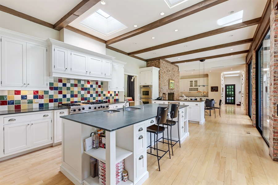 Real Estate Photography - 211 West Westminster, Lake Forest, IL, 60045 - Kitchen / Breakfast Room