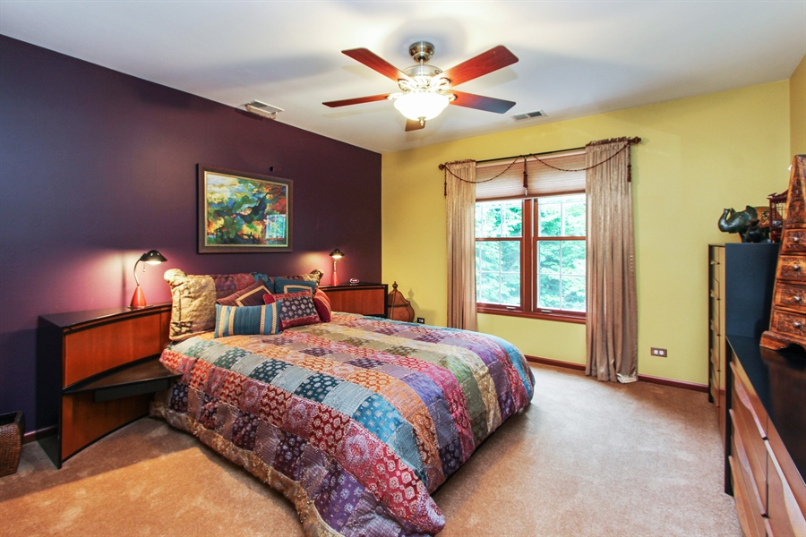 Real Estate Photography - 1191 Rodgers Lane, Lake Zurich, IL, 60047 - 4th Bedroom
