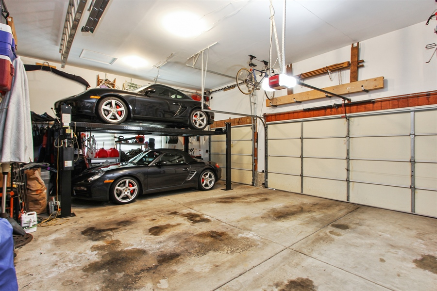 Real Estate Photography - 1191 Rodgers Lane, Lake Zurich, IL, 60047 - Garage