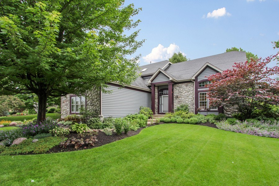 Real Estate Photography - 1191 Rodgers Lane, Lake Zurich, IL, 60047 - Front View