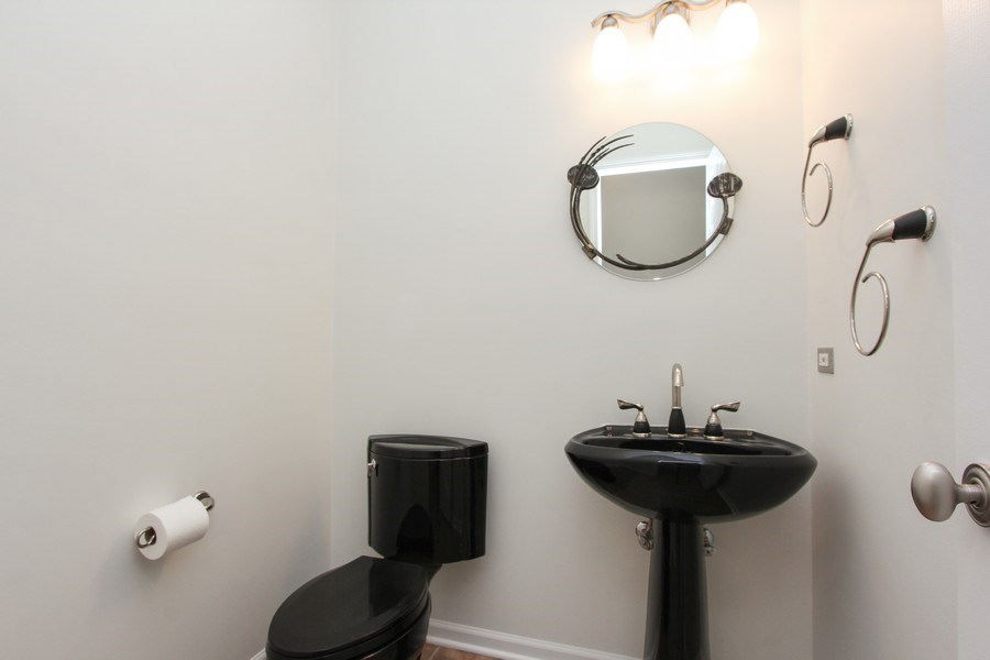 Real Estate Photography - 1191 Rodgers Lane, Lake Zurich, IL, 60047 - Bathroom