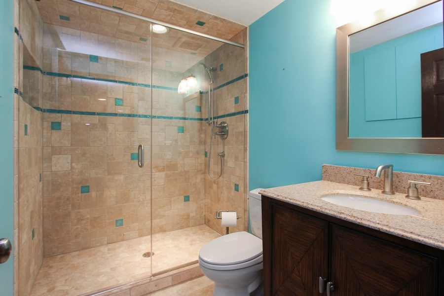 Real Estate Photography - 1191 Rodgers Lane, Lake Zurich, IL, 60047 - 3rd Bathroom