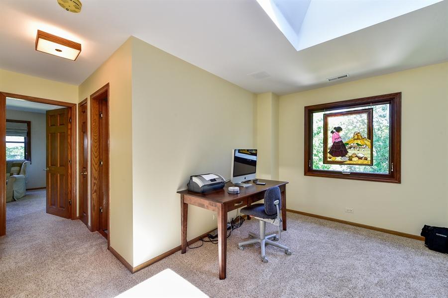 Real Estate Photography - 505 E Atwood Ct., Elmhurst, IL, 60103 - Media Room