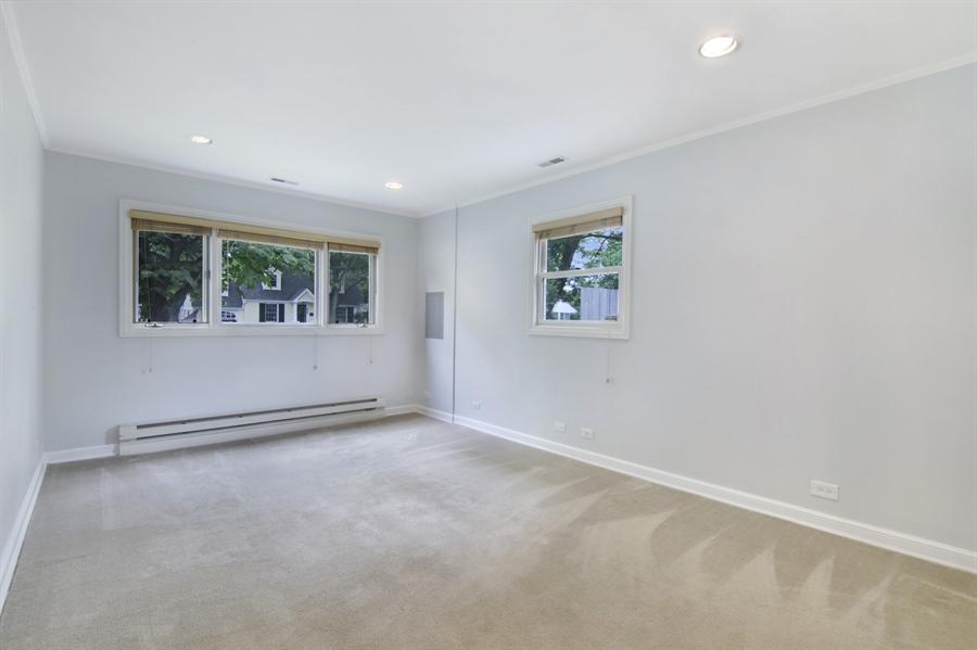 Real Estate Photography - 1060 Cedar, Northbrook, IL, 60062 - Bedroom