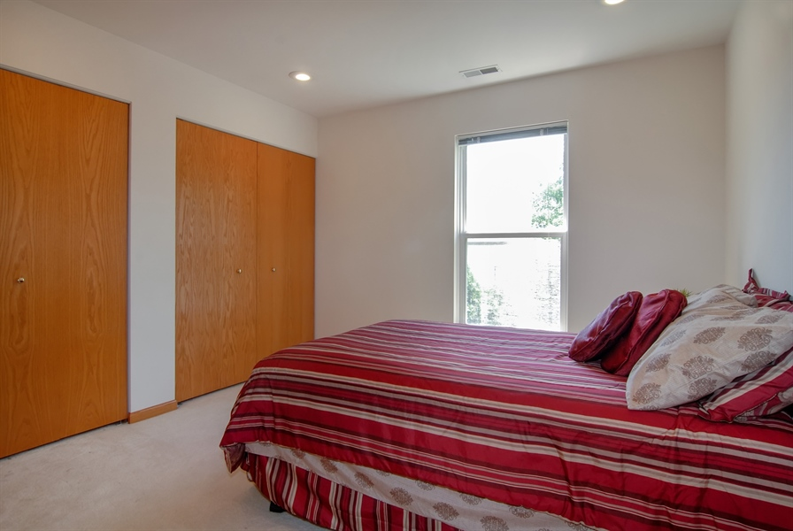 Real Estate Photography - 3240 Brownley, Aurora, IL, 60502 - 2nd Bedroom