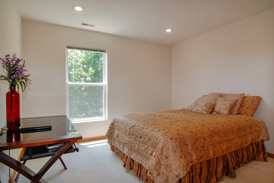 Real Estate Photography - 3240 Brownley, Aurora, IL, 60502 - 3rd Bedroom