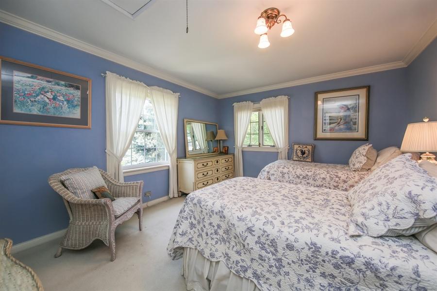 Real Estate Photography - 511 N. Dover, La Grange Park, IL, 60526 - 2nd Bedroom