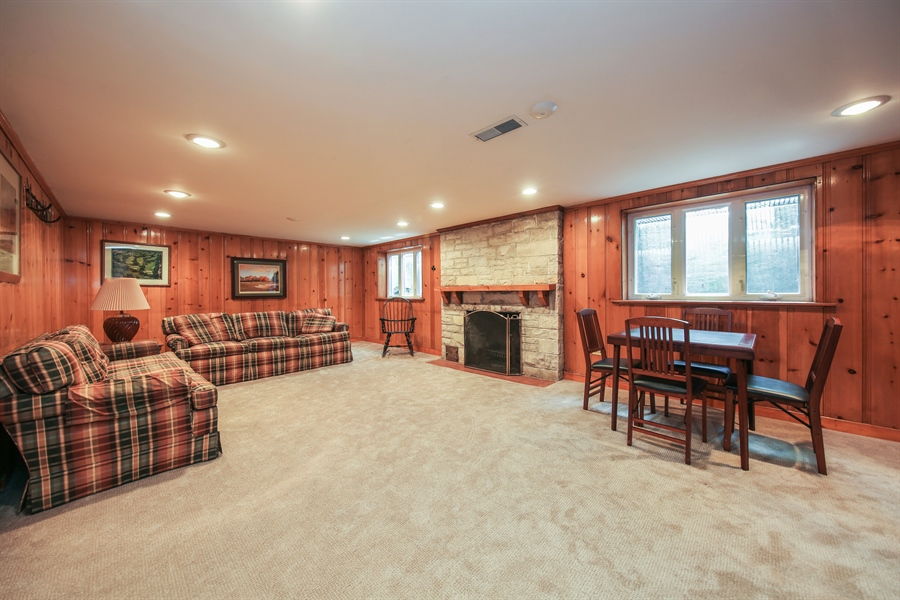 Real Estate Photography - 511 N. Dover, La Grange Park, IL, 60526 - Lower Level