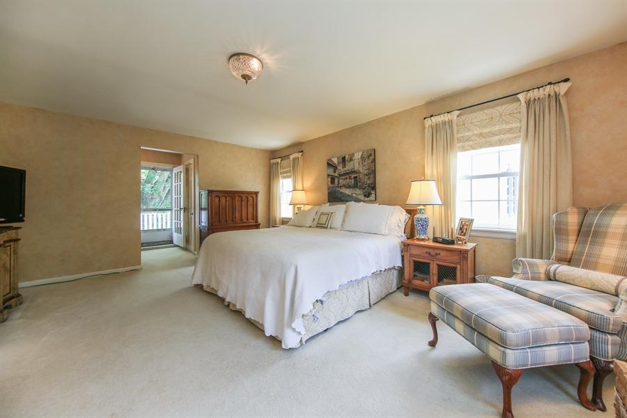 Real Estate Photography - 511 N. Dover, La Grange Park, IL, 60526 - Master Bedroom