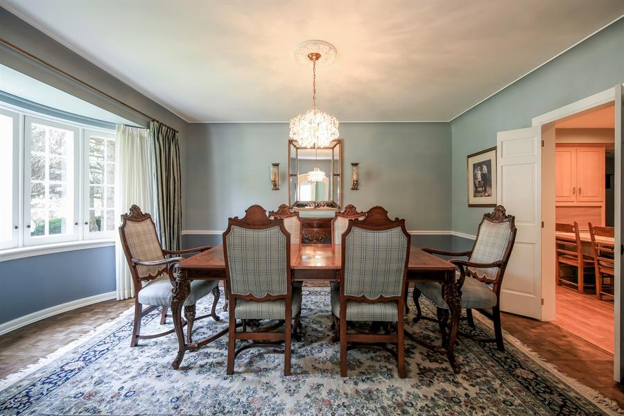 Real Estate Photography - 511 N. Dover, La Grange Park, IL, 60526 - Dining Room