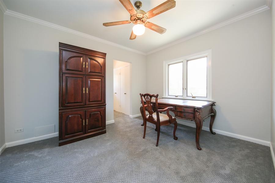 Real Estate Photography - 511 N. Dover, La Grange Park, IL, 60526 - Den