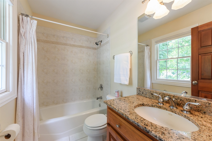 Real Estate Photography - 1202 N Mitchell, Arlington Heights, IL, 60004 - 3rd Bathroom