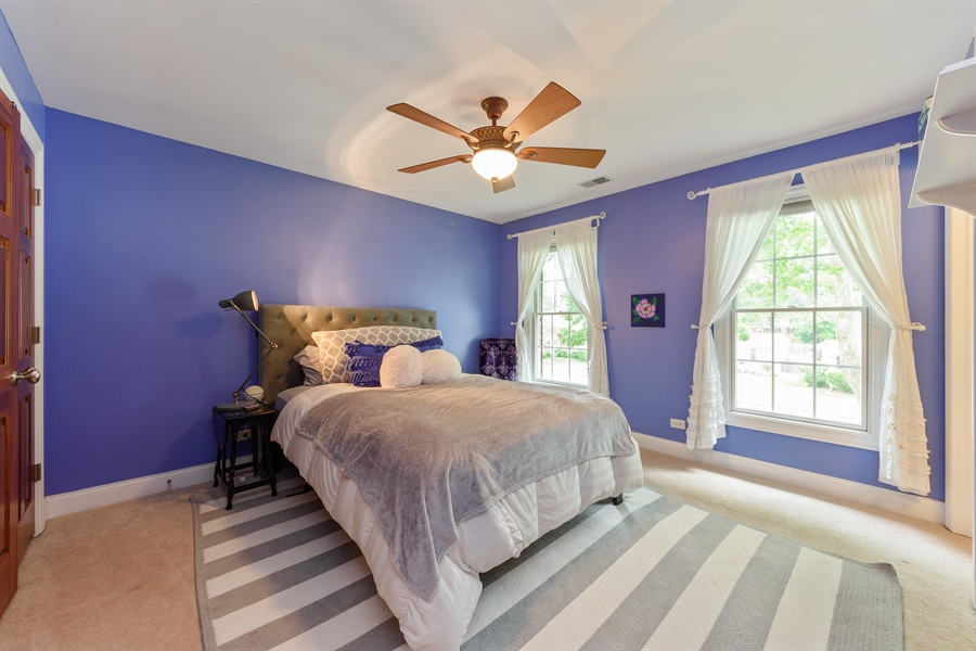 Real Estate Photography - 1202 N Mitchell, Arlington Heights, IL, 60004 - 2nd Bedroom