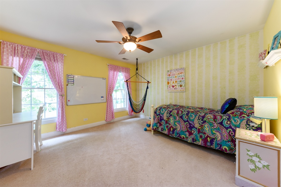 Real Estate Photography - 1202 N Mitchell, Arlington Heights, IL, 60004 - 3rd Bedroom