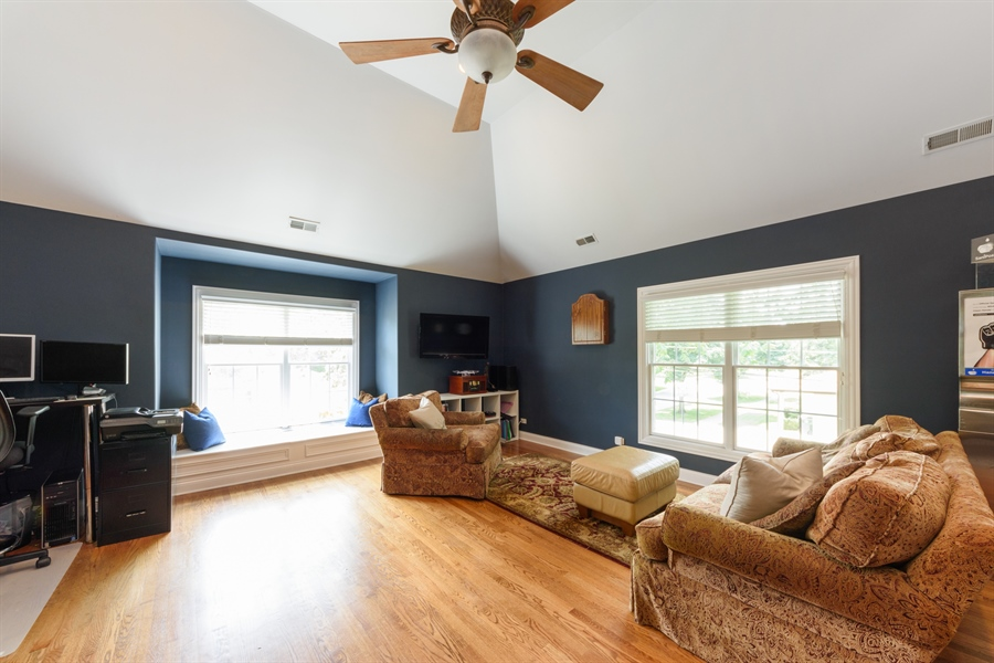 Real Estate Photography - 1202 N Mitchell, Arlington Heights, IL, 60004 - Bonus Room