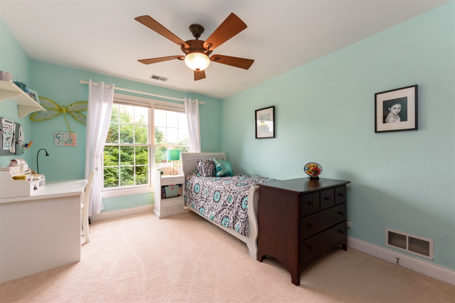 Real Estate Photography - 1202 N Mitchell, Arlington Heights, IL, 60004 - 4th Bedroom